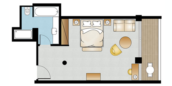 Vouliagmeni-suite-junior-suite-sea-view-floorplan