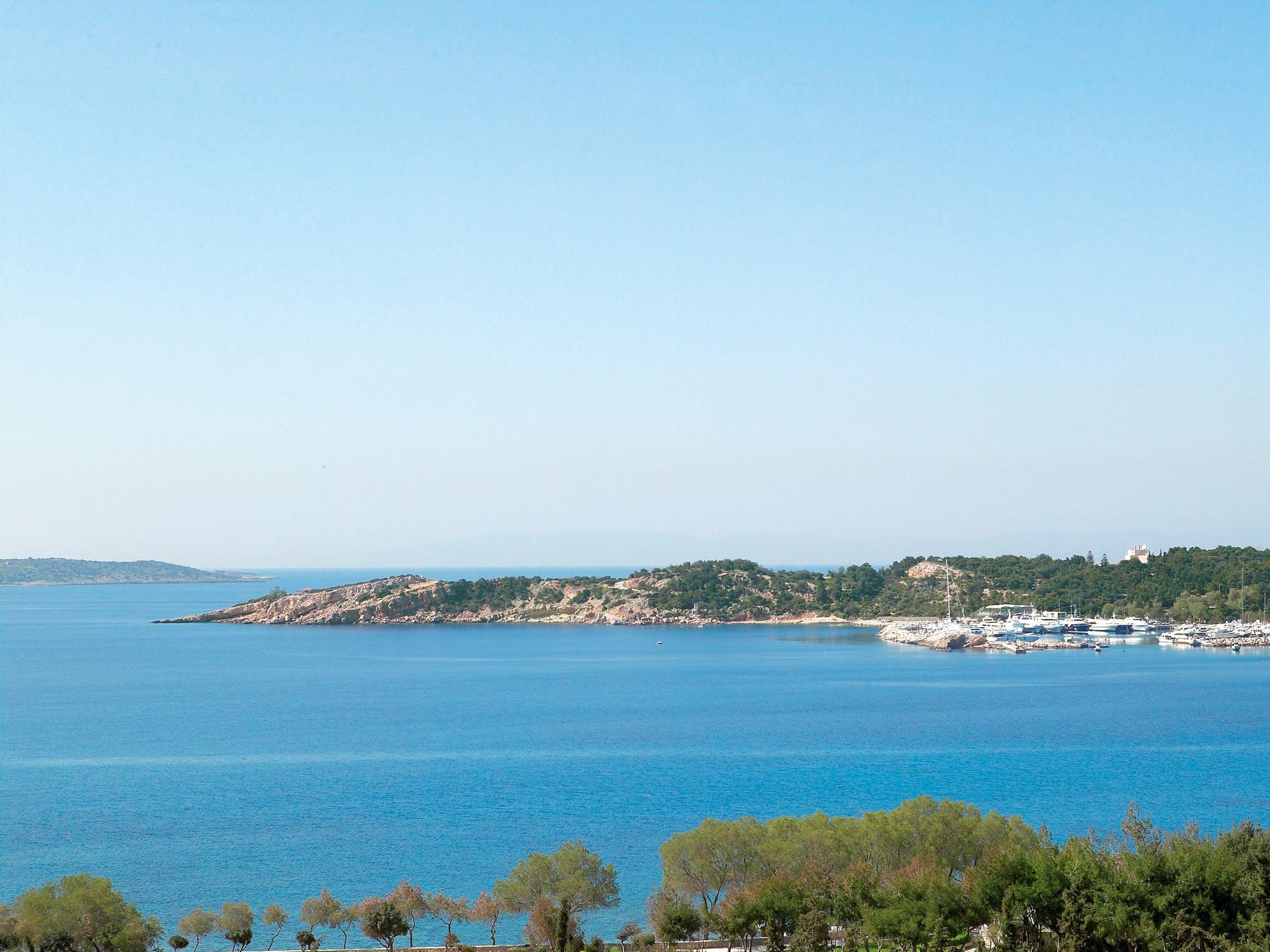 Vouliagmeni Beach Athens