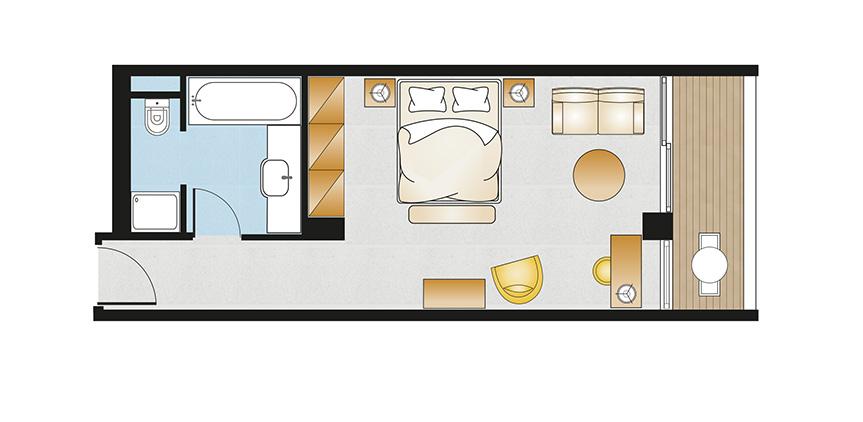 Vouliagmeni-Suites-Deluxe-Sea-View-Guestroom-Floorplan